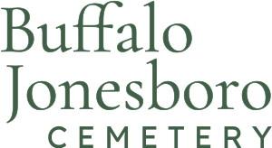 Buffalo Jonesboro Cemetery Logo